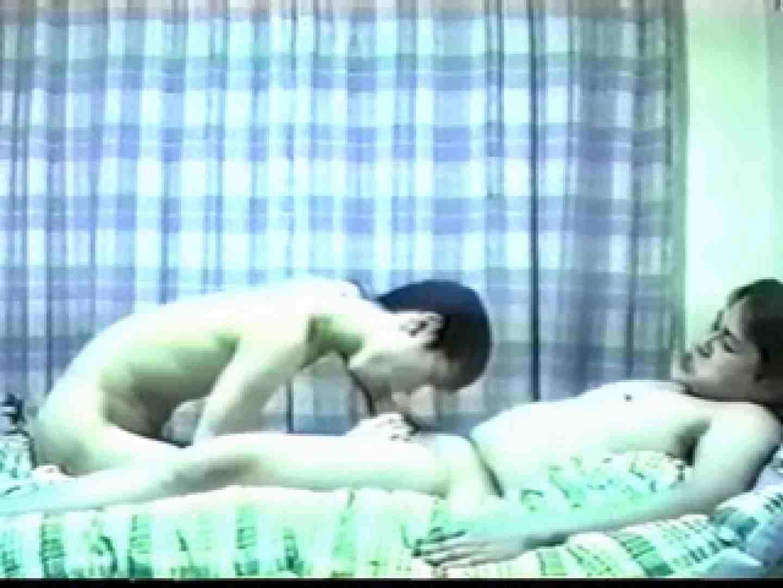 凸凹ゲイカップルLOVE×2ファック フェラ ゲイ素人エロ画像 112枚 57