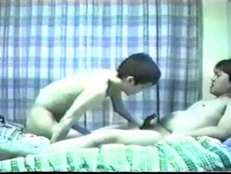 凸凹ゲイカップルLOVE×2ファック フェラ ゲイ素人エロ画像 112枚 63