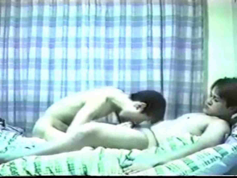 凸凹ゲイカップルLOVE×2ファック フェラ ゲイ素人エロ画像 112枚 70