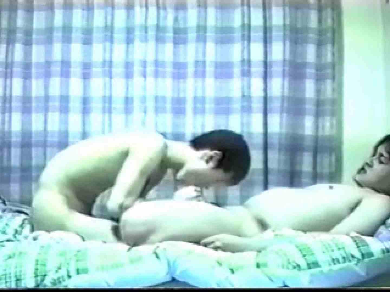 凸凹ゲイカップルLOVE×2ファック フェラ ゲイ素人エロ画像 112枚 103