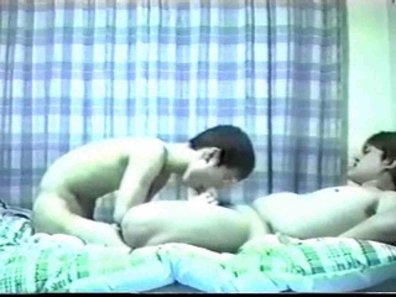 凸凹ゲイカップルLOVE×2ファック フェラ ゲイ素人エロ画像 112枚 104
