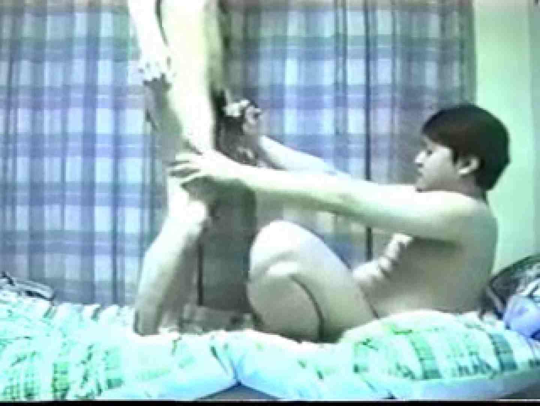凸凹ゲイカップルLOVE×2ファック フェラ ゲイ素人エロ画像 112枚 108