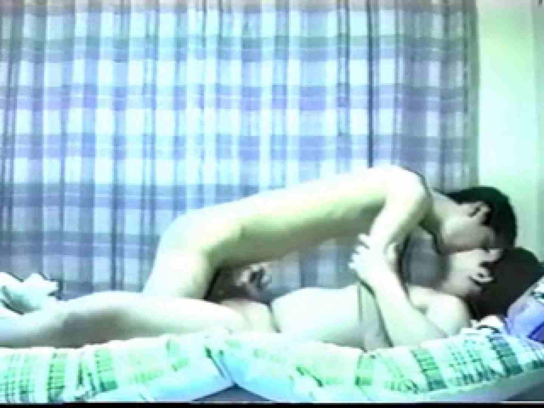 凸凹ゲイカップルLOVE×2ファック フェラ ゲイ素人エロ画像 112枚 110