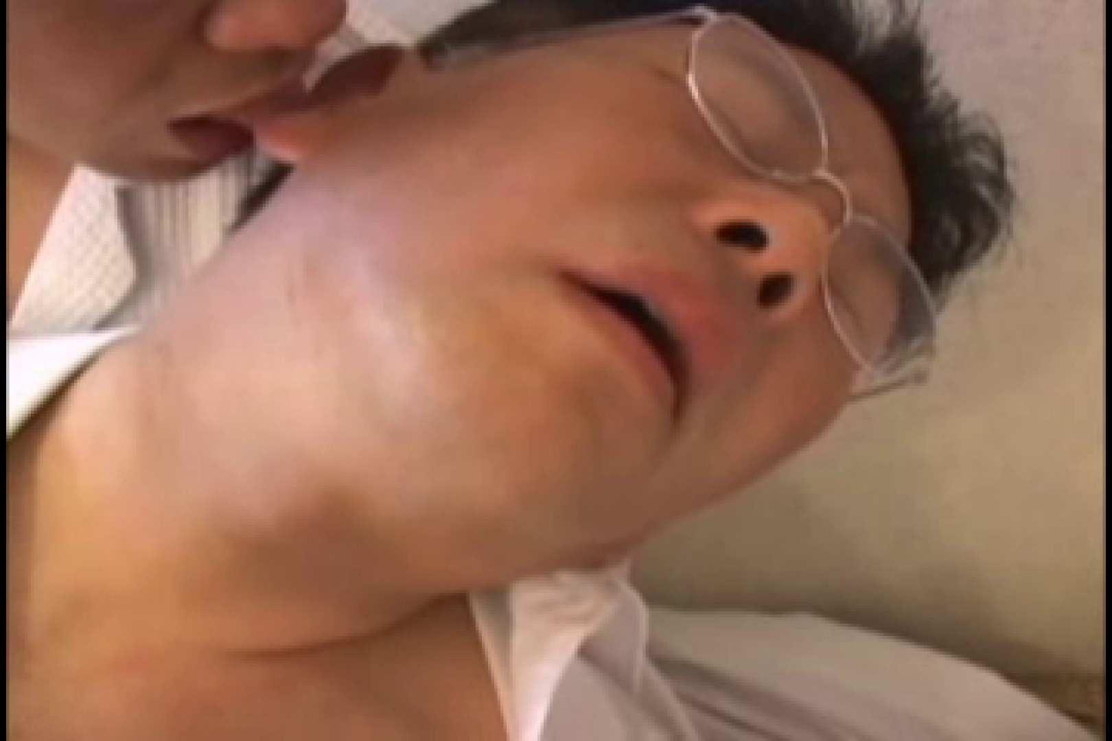 塾年ゲイ男の性交渉 手コキ AV動画 86枚 45