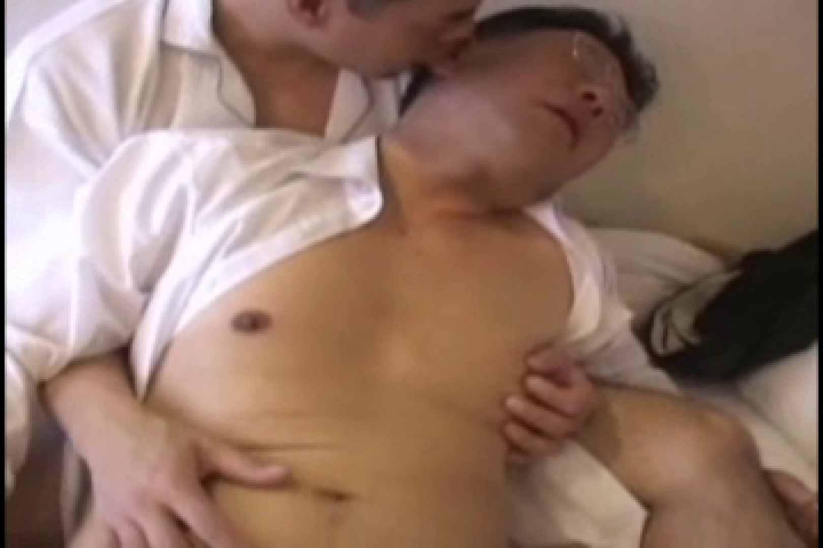 塾年ゲイ男の性交渉 手コキ AV動画 86枚 58