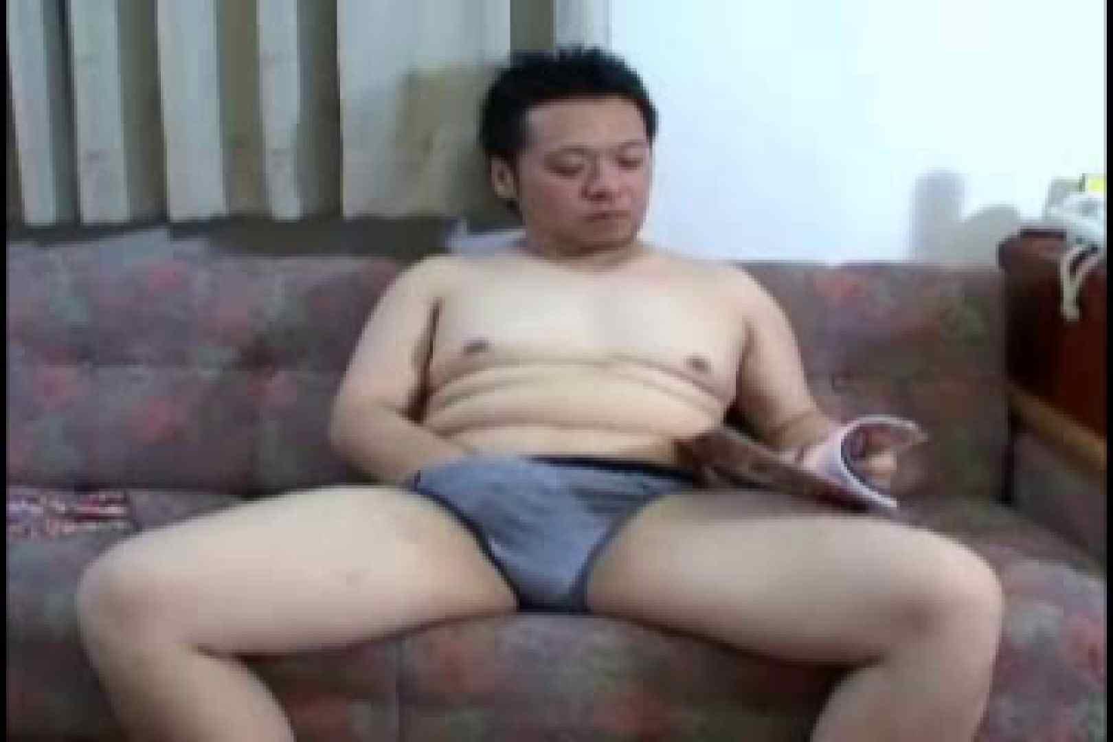 小太りボーイの孫の手オナニー 入浴・シャワー ゲイAV画像 69枚 39