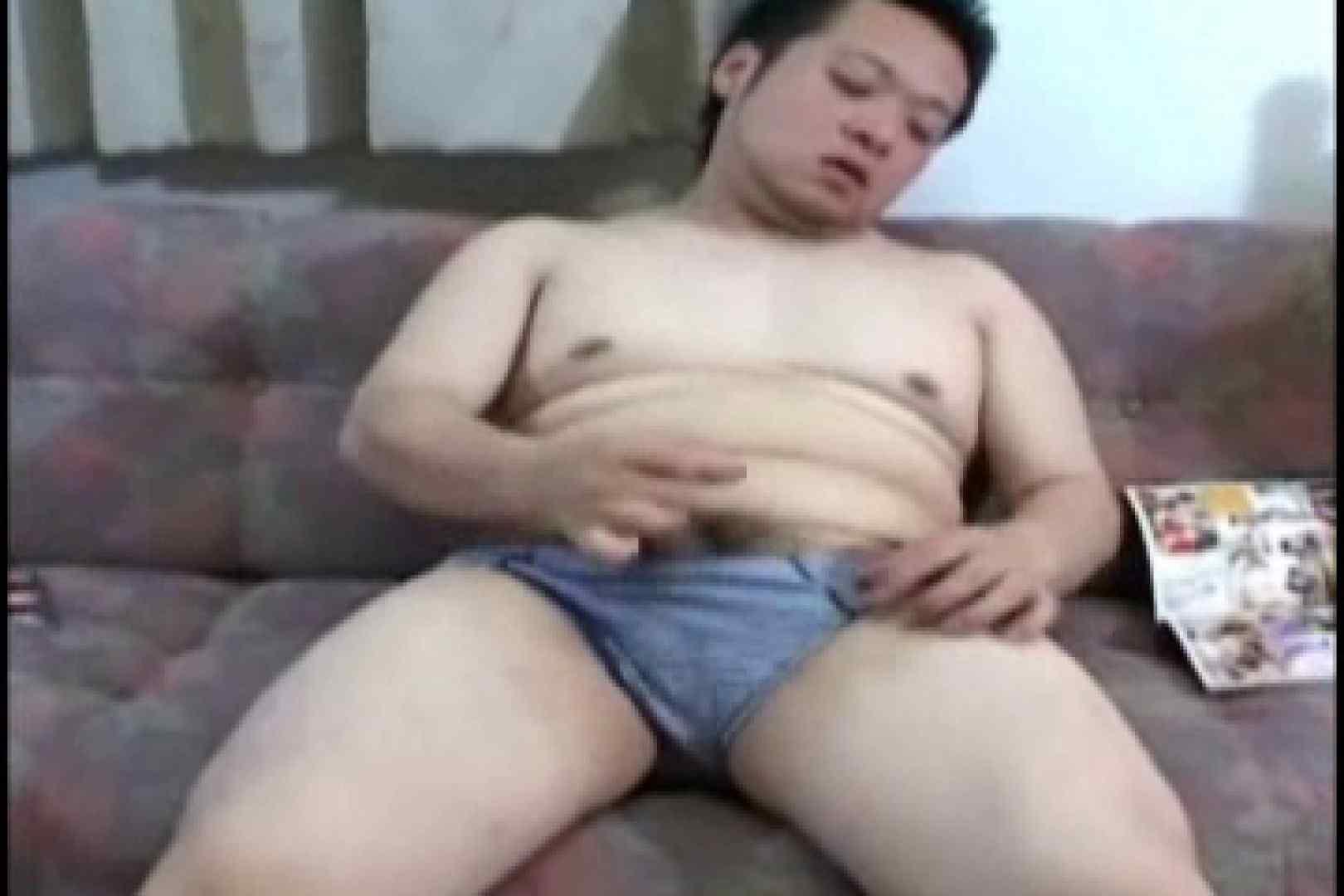 小太りボーイの孫の手オナニー 入浴・シャワー ゲイAV画像 69枚 45