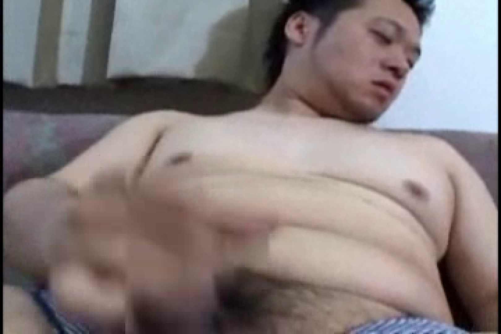 小太りボーイの孫の手オナニー 入浴・シャワー ゲイAV画像 69枚 48