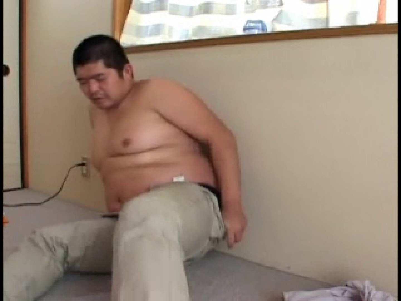 デブ男子の自慰行為!ポチャ汁ドピュ! ディルド ゲイエロ動画 63枚 32