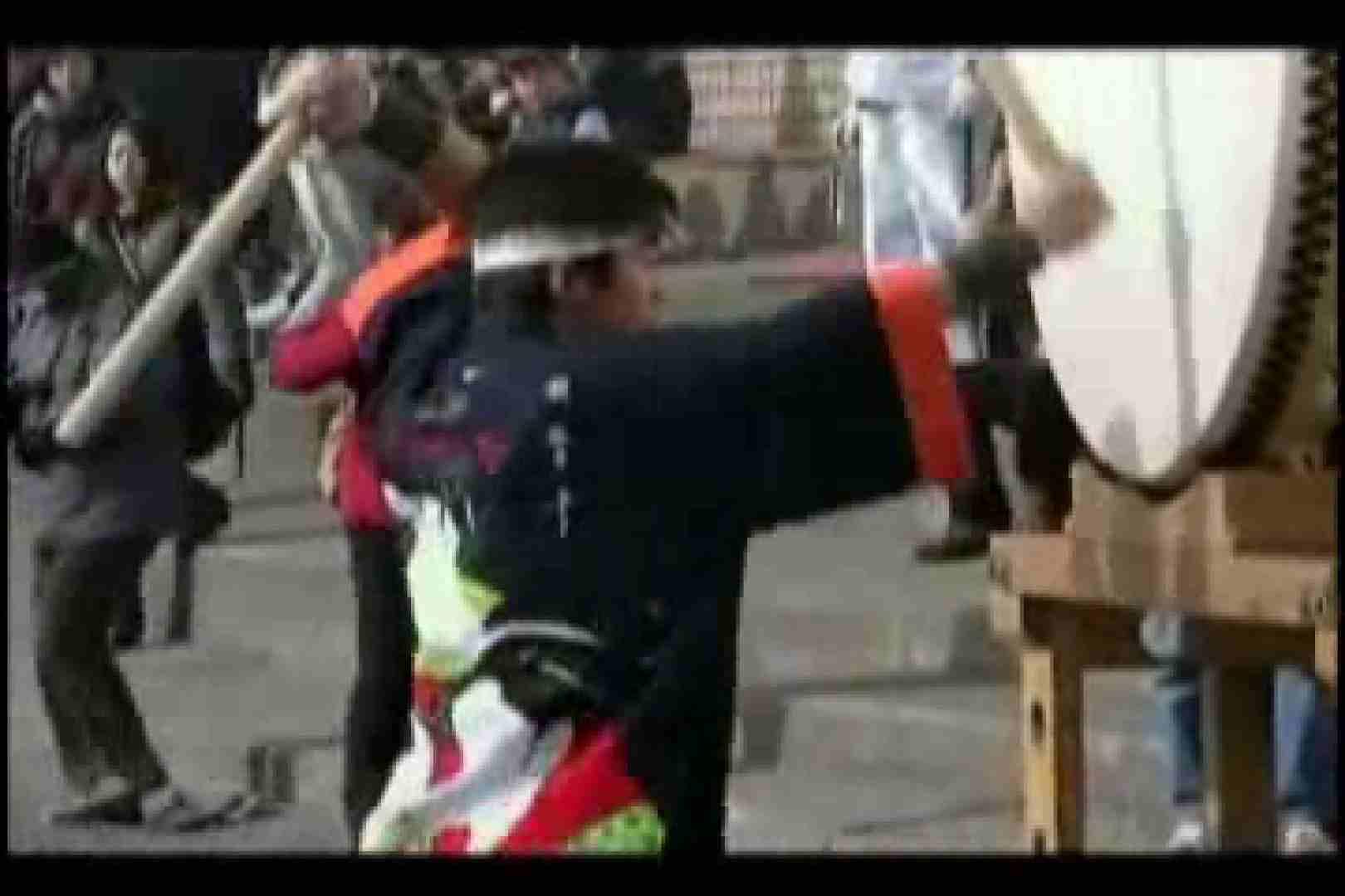 陰間茶屋 男児祭り VOL.1 野外露出 ゲイ素人エロ画像 66枚 18