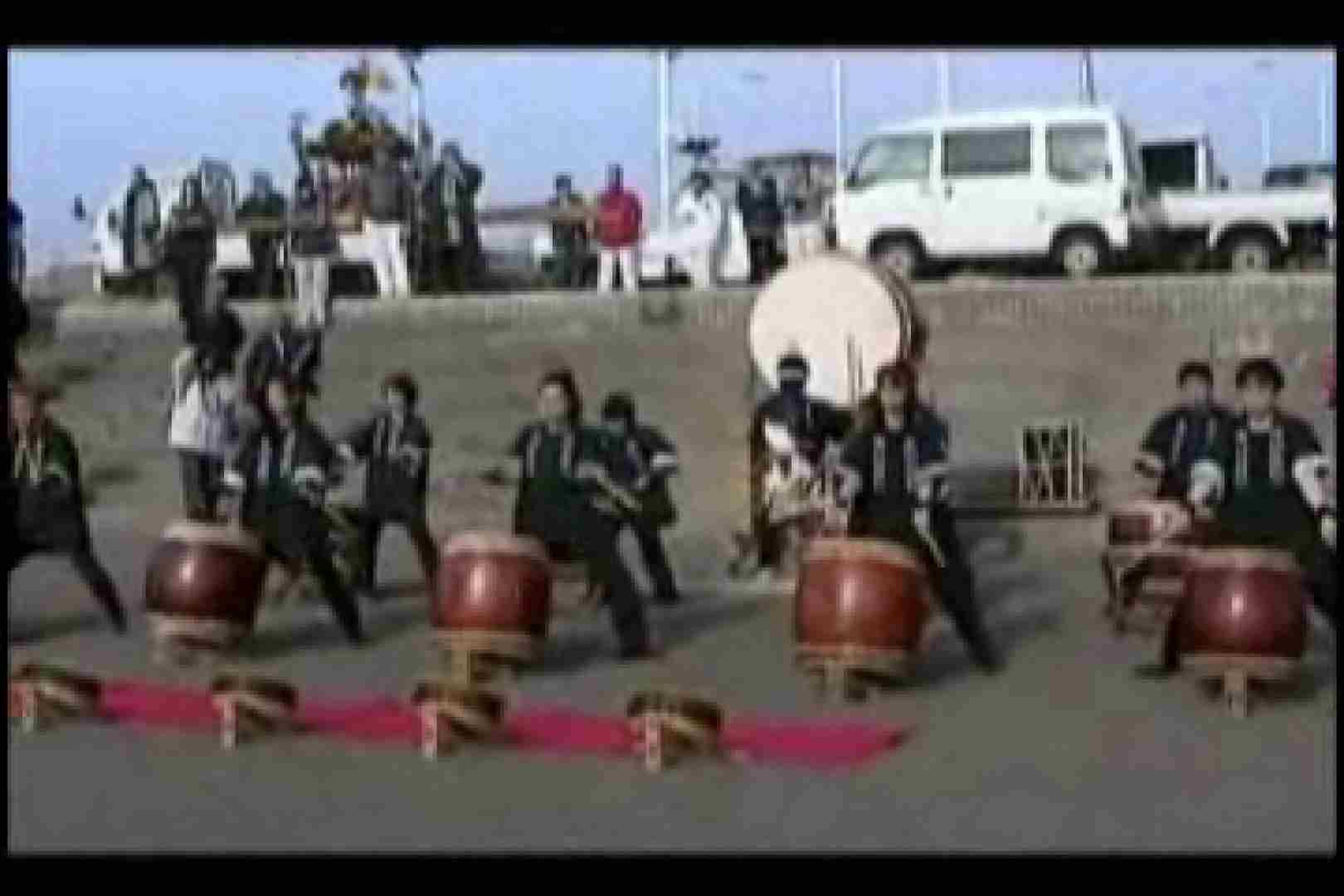 陰間茶屋 男児祭り VOL.1 野外露出 ゲイ素人エロ画像 66枚 22
