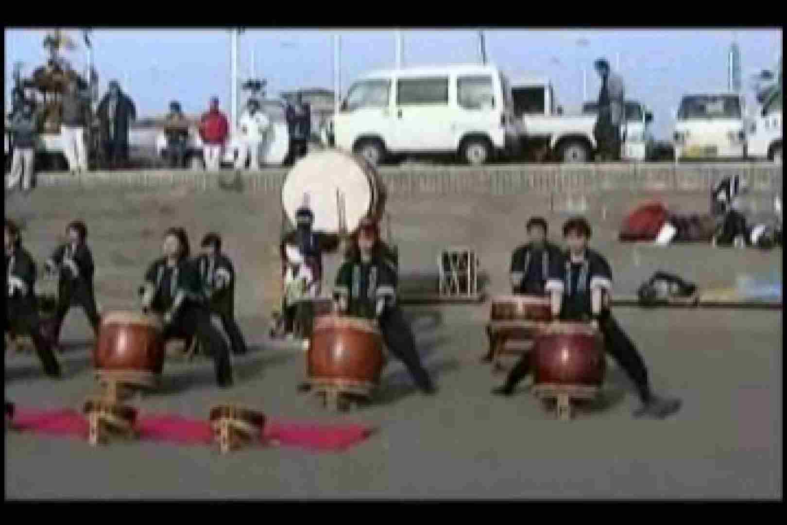 陰間茶屋 男児祭り VOL.1 野外露出 ゲイ素人エロ画像 66枚 28