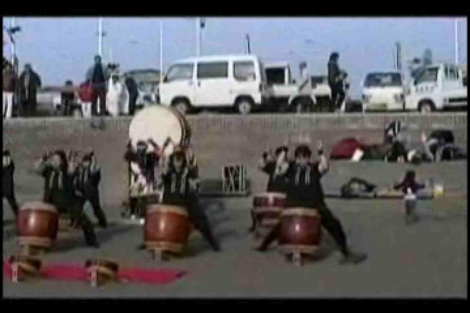陰間茶屋 男児祭り VOL.1 野外露出 ゲイ素人エロ画像 66枚 30