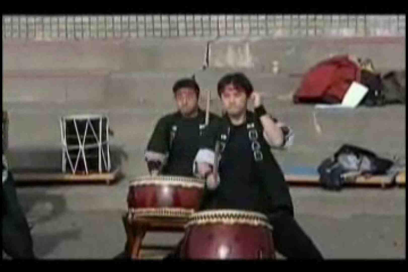 陰間茶屋 男児祭り VOL.1 野外露出 ゲイ素人エロ画像 66枚 32
