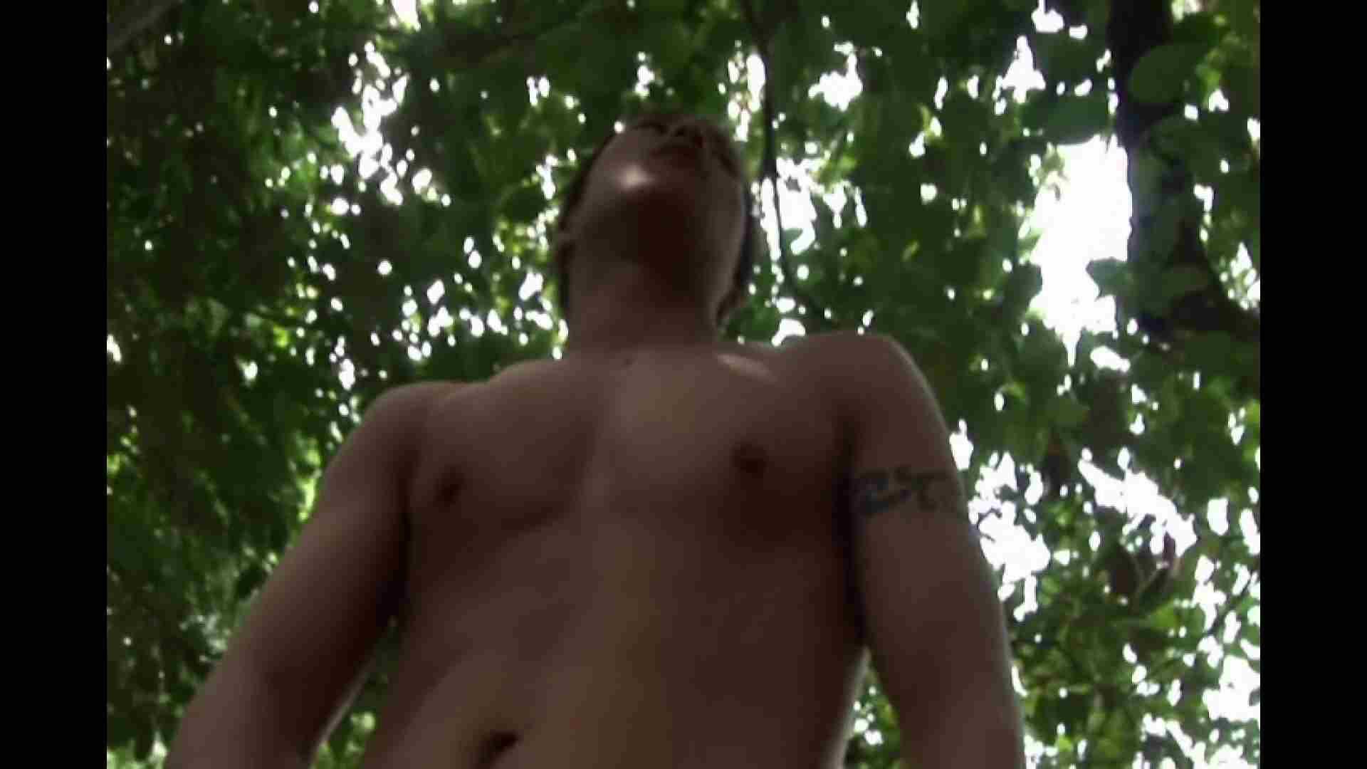突然ですがしゃぶらせてください Vol.19 野外露出 ゲイ素人エロ画像 86枚 16