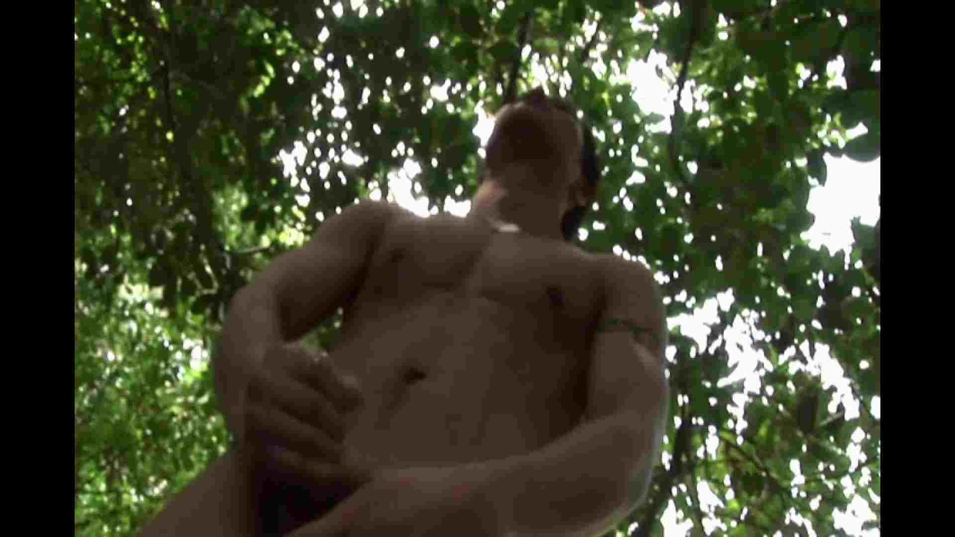突然ですがしゃぶらせてください Vol.19 野外露出 ゲイ素人エロ画像 86枚 45