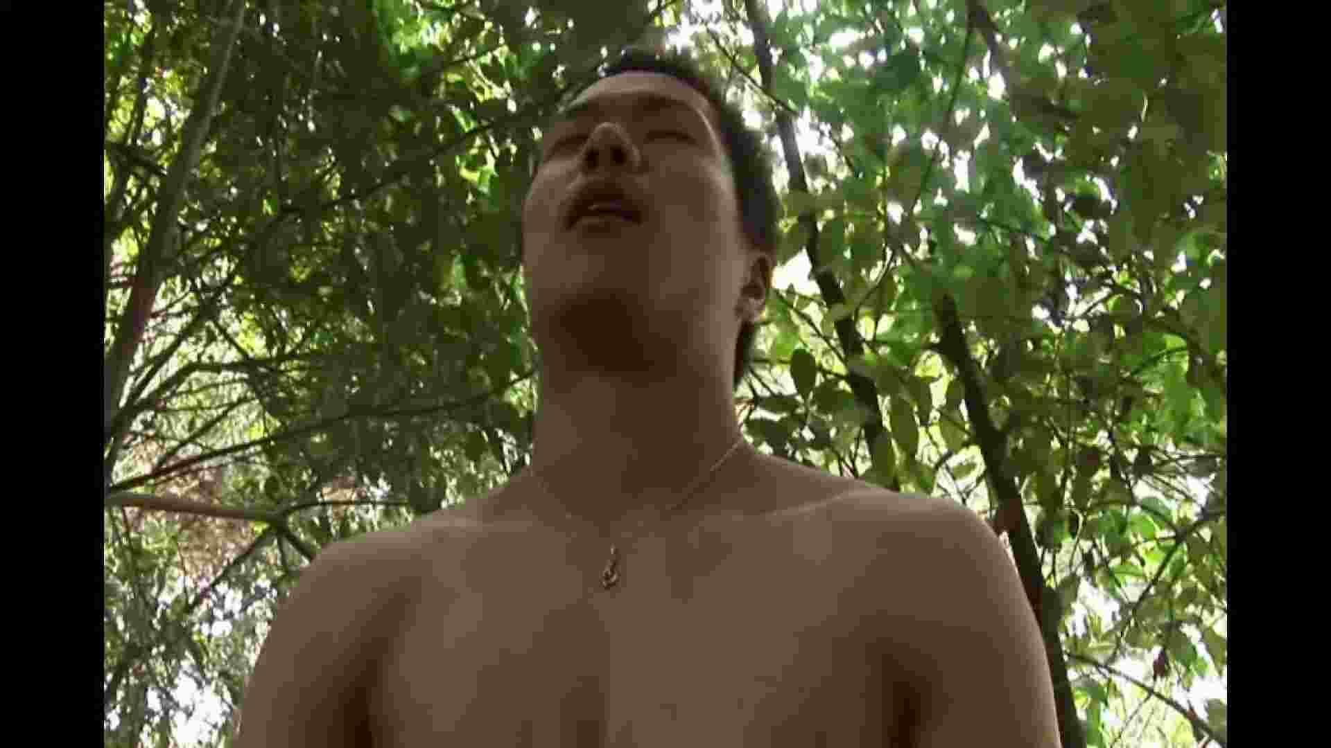突然ですがしゃぶらせてください Vol.19 野外露出 ゲイ素人エロ画像 86枚 62