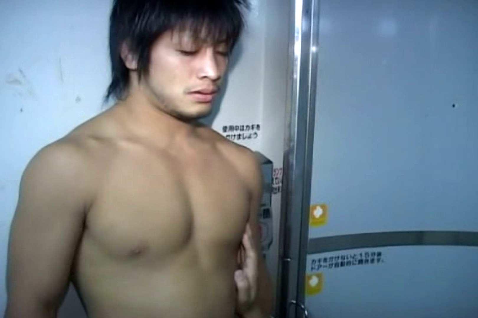 突激!ノンケ教育隊vol.01 野外露出 ゲイ素人エロ画像 97枚 52