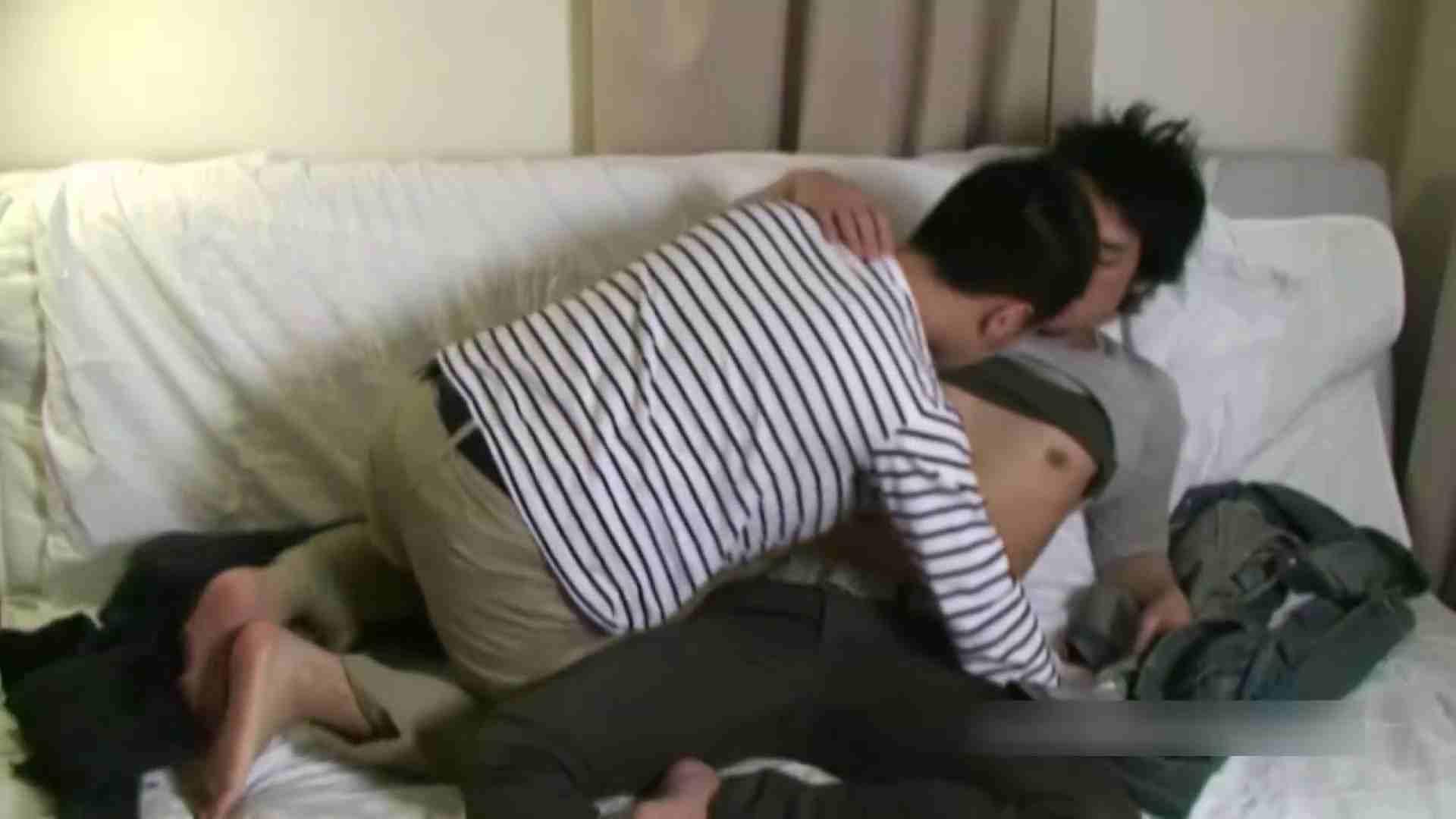 兄弟のように愛し合う Vol.01 フェラ ゲイ素人エロ画像 79枚 39