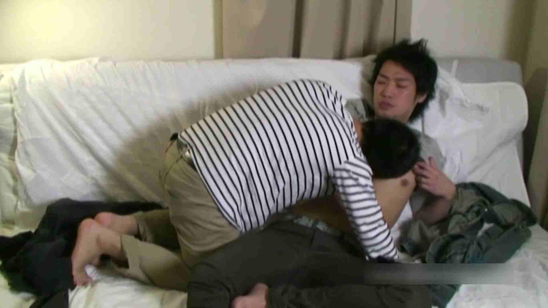 兄弟のように愛し合う Vol.01 フェラ ゲイ素人エロ画像 79枚 40