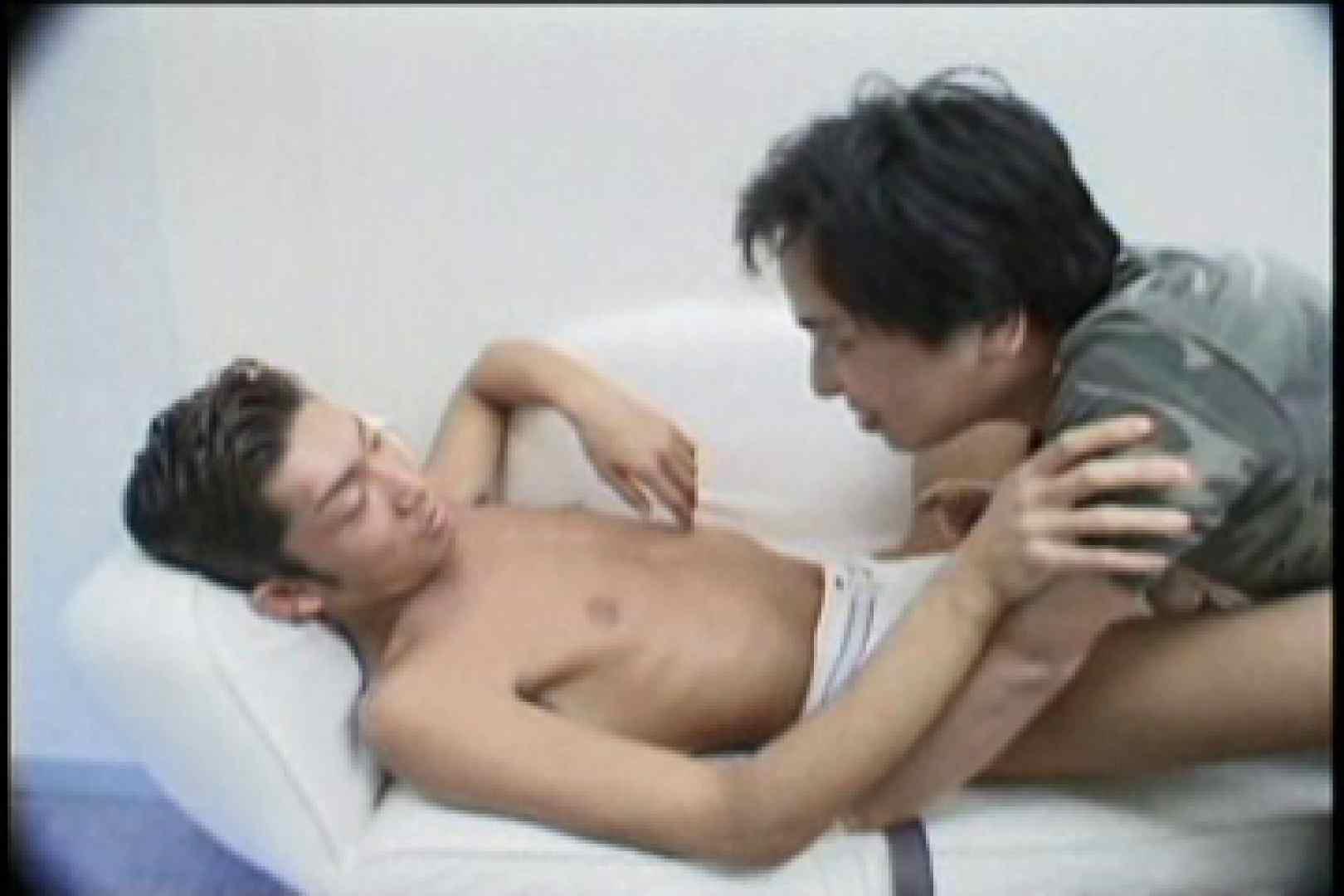 ゲイリーマンズの日常的フェラ三昧(オムニバス) ディープキス チンコ画像 60枚 40