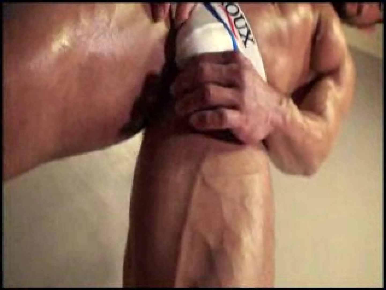 SUPER MUSCLE GAIN!!〜鋼鉄の筋肉〜vol.02  オナニー アダルトビデオ画像キャプチャ 86枚 48