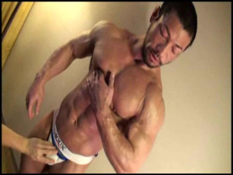 SUPER MUSCLE GAIN!!〜鋼鉄の筋肉〜vol.02  オナニー アダルトビデオ画像キャプチャ 86枚 54
