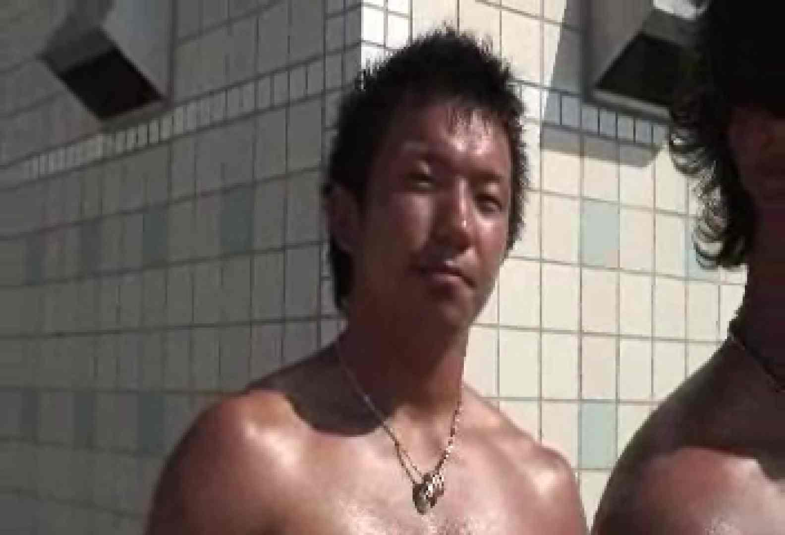 体育会系!!ノンケ肉体美メンズの挑戦!VOL.01 オナニー アダルトビデオ画像キャプチャ 80枚 6