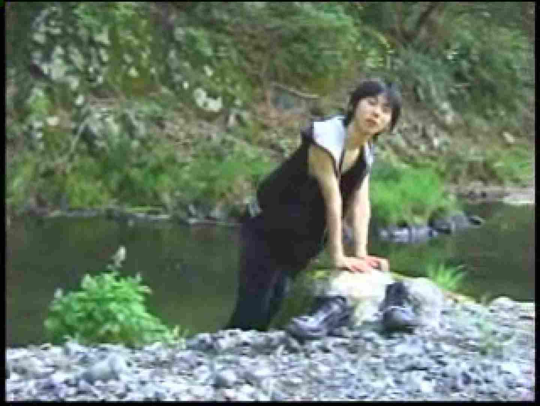 【流出投稿】おじさんの調教日記 野外露出 ゲイ素人エロ画像 88枚 7