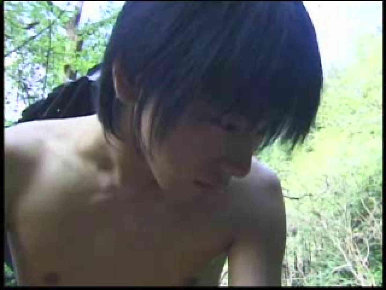 【流出投稿】おじさんの調教日記 野外露出 ゲイ素人エロ画像 88枚 60