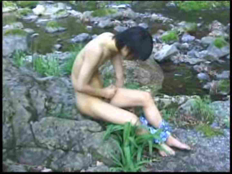 【流出投稿】おじさんの調教日記 野外露出 ゲイ素人エロ画像 88枚 63