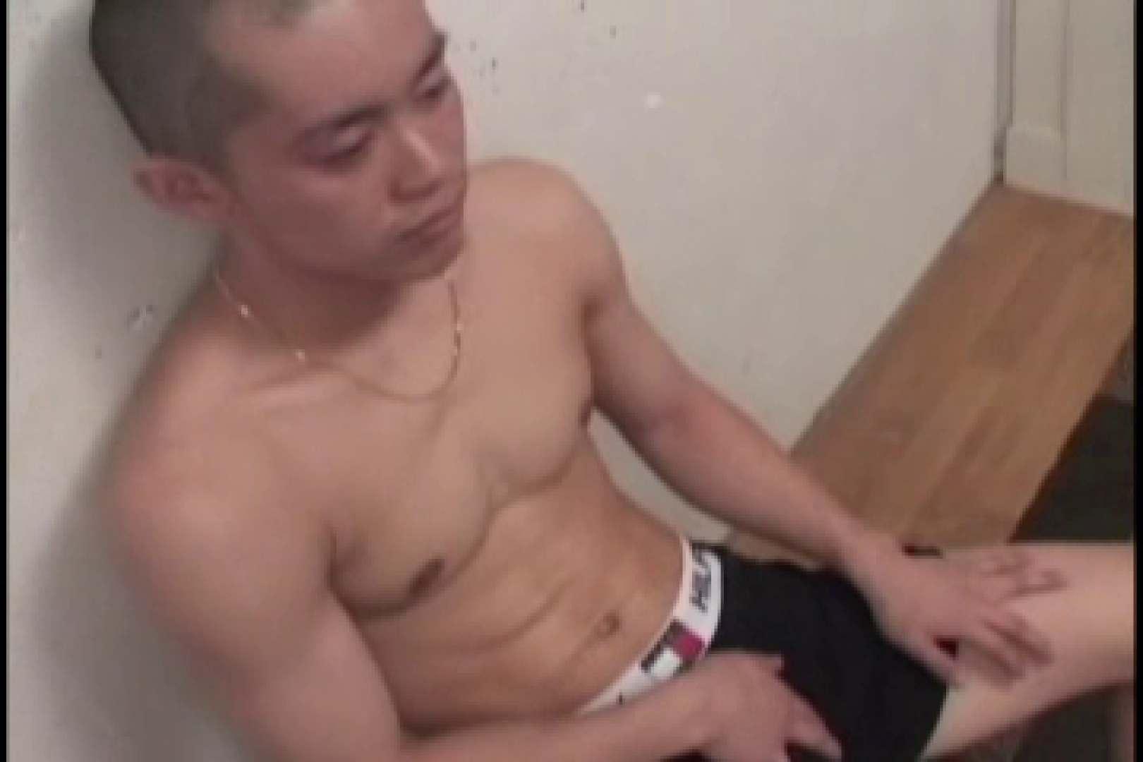 スリ筋!!スポメンのDANKON最高!!take.02 フェラ ゲイ素人エロ画像 90枚 2