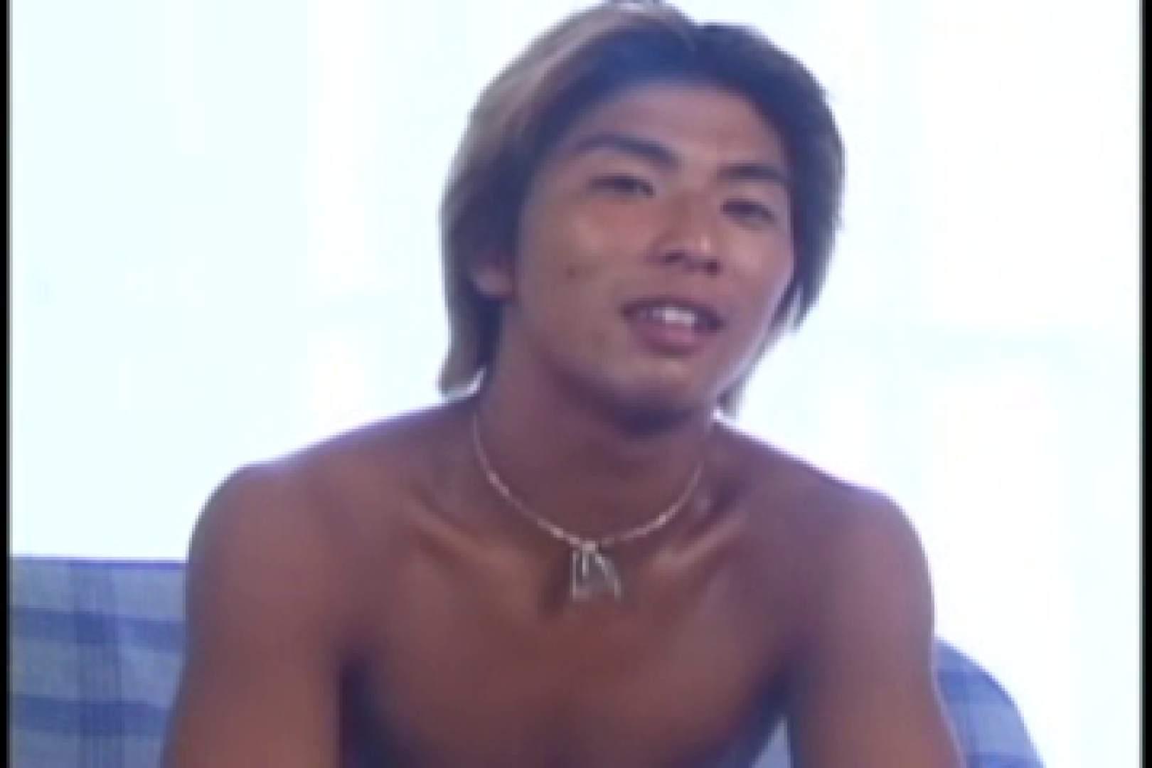 ノンケ!!イケメンサーファーのお試し初体験 野外露出 ゲイ素人エロ画像 101枚 47