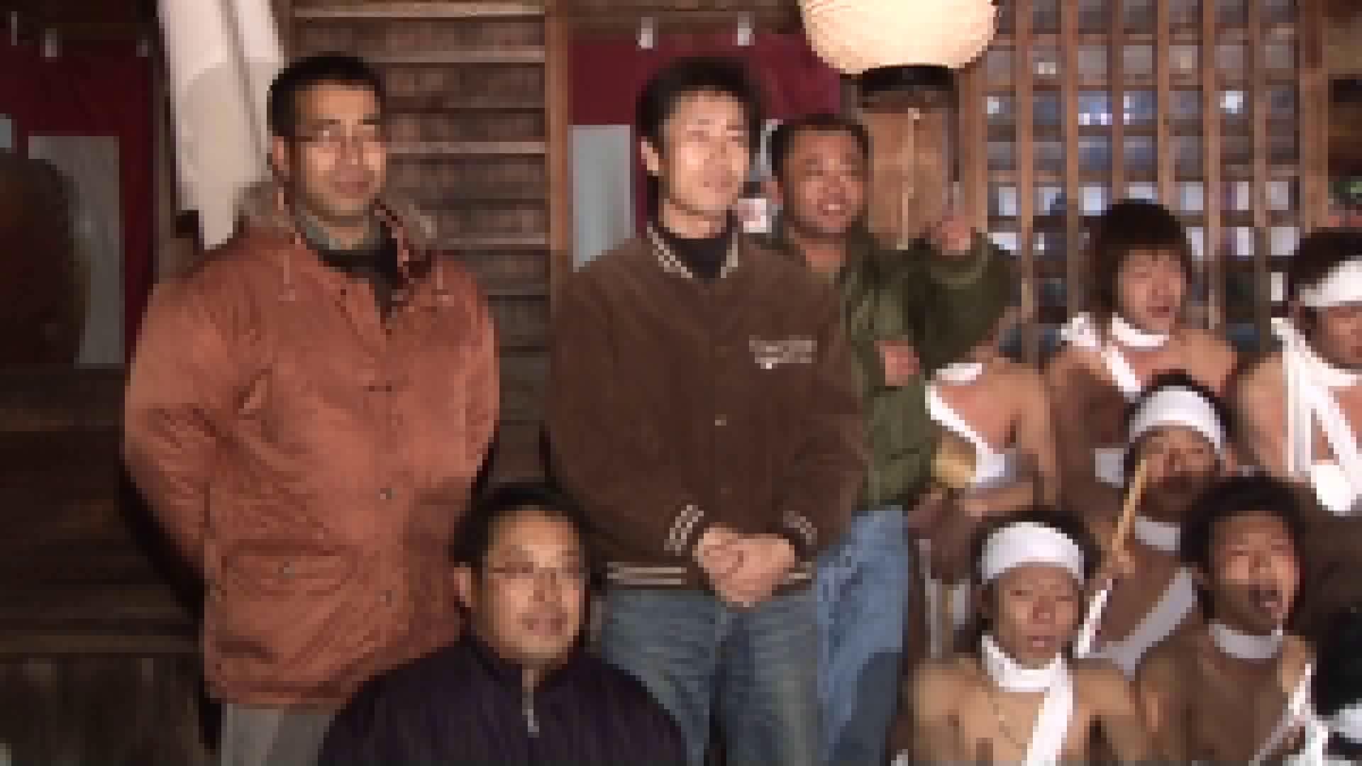 日本の祭り第11弾!美●野●神社裸祭りハイビジョン編VOL.02