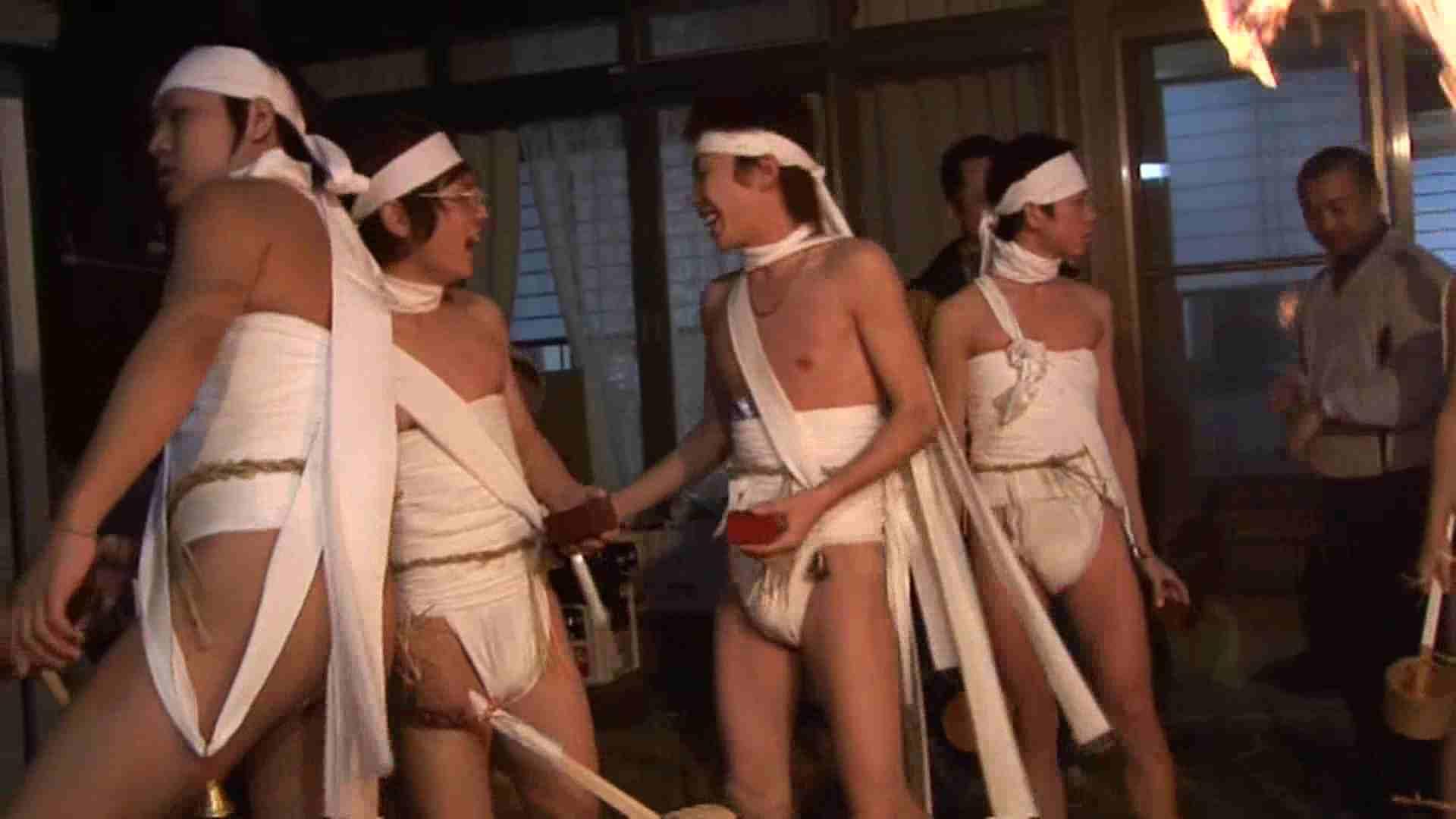 日本の祭り第11弾!美●野●神社裸祭りハイビジョン編VOL.03
